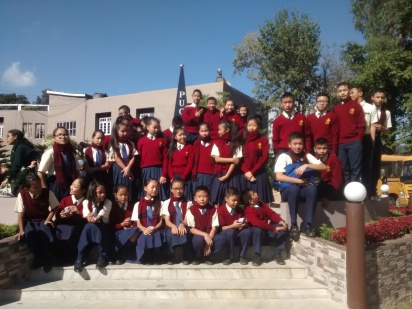 Maths Competition at PUC