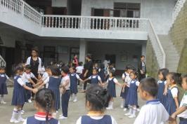 Playground activities