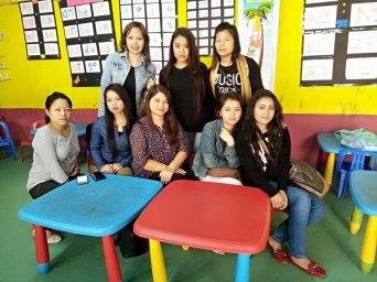 KGI-Class III Teachers and Assistants