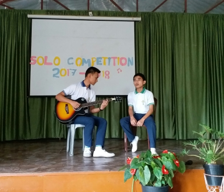 Solo Competition