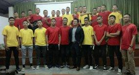 Boys with Vanlalsailova