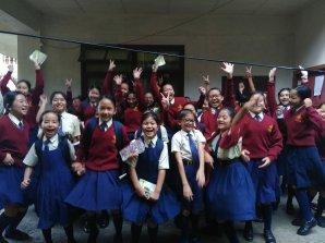 Girls Hostellers