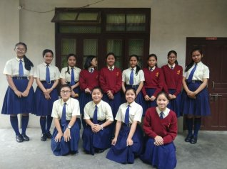 Senior Girls Hostellers