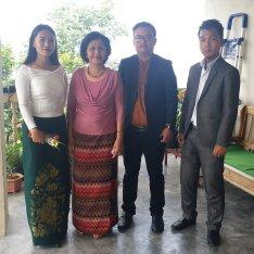 Nurse, Principal's Wife and Boys' Wardens
